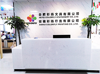 hefei colorfly stationery co., ltd --- adresse du bureau